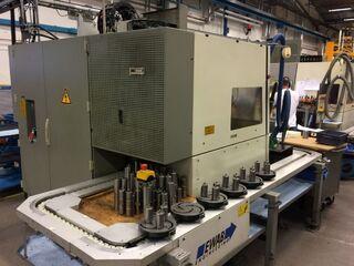 Lathe machine DMG CTV 250 V3-1
