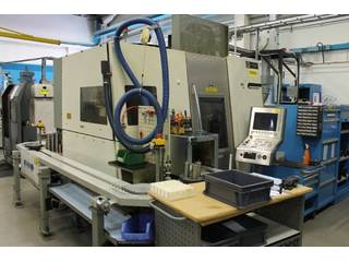 Lathe machine DMG CTV 250 V3-6