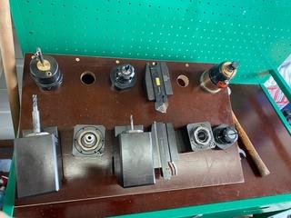 Lathe machine DMG CTX 310 ecoline-9