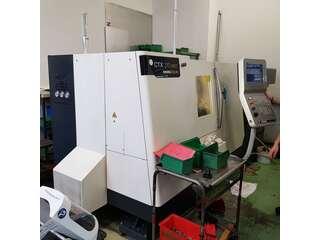 Lathe machine DMG CTX 310 V3 Ecoline-2