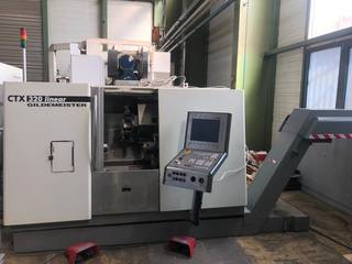 Lathe machine DMG CTX 320 V5 linear-1