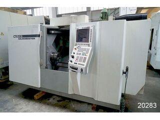 Lathe machine DMG CTX 410 V3-1