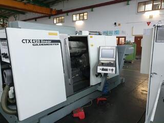 Lathe machine DMG CTX 420 linear V6-0
