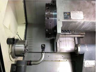 Lathe machine DMG CTX alpha 300-2
