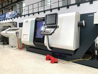 Lathe machine DMG CTX alpha 500-0