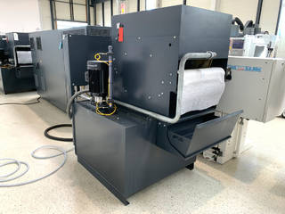 Lathe machine DMG CTX alpha 500-9