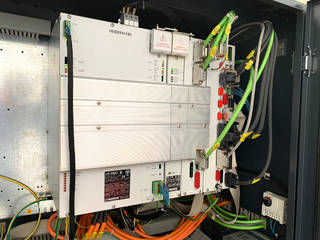 Lathe machine DMG CTX alpha 500-11