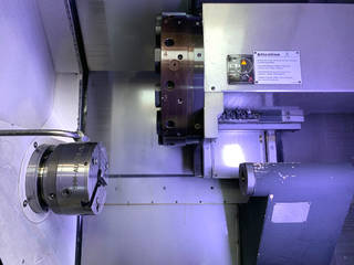 Lathe machine DMG CTX alpha 500-2