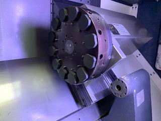 Lathe machine DMG CTX alpha 500-4