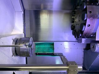 Lathe machine DMG CTX alpha 500-5