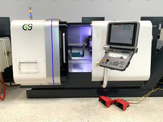 Lathe machine DMG CTX alpha 500-7