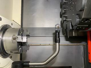 Lathe machine DMG CTX beta 500 V4-2