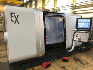 Lathe machine DMG CTX Beta 800-5