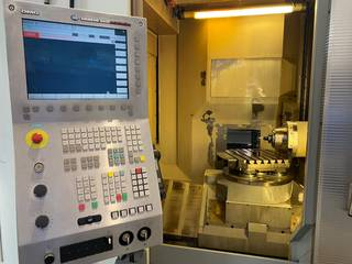 Milling machine DMG DMC 55 H DuoBlock-1
