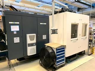 Milling machine DMG DMC 60 H-10