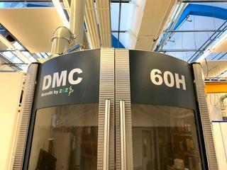 Milling machine DMG DMC 60 H-13