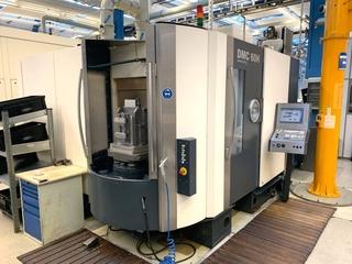 Milling machine DMG DMC 60 H-6