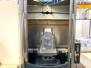 Milling machine DMG DMC 60 H-7