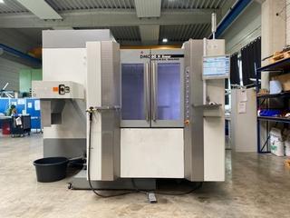 Milling machine DMG DMC 60 H linear-0