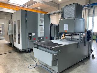Milling machine DMG DMC 60 H linear-9