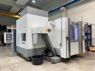 Milling machine DMG DMC 60 H linear-1