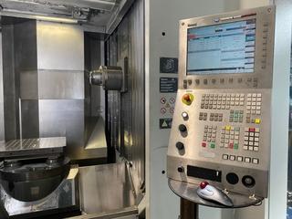 Milling machine DMG DMC 60 H linear-2
