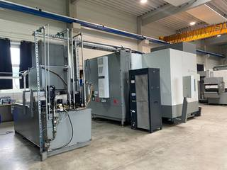 Milling machine DMG DMC 60 H linear-8