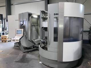 Milling machine DMG DMC 60 T RS 3-7