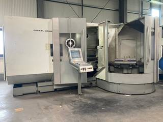 Milling machine DMG DMC 60 T RS 3-2