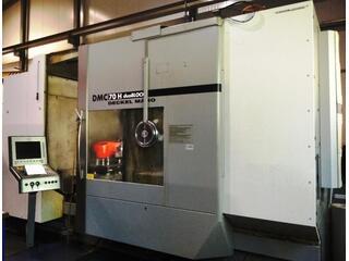 Milling machine DMG DMC 70 H duoBlock-0