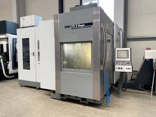 Milling machine DMG DMC 75 V-0