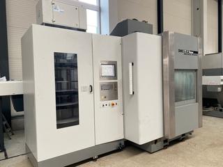 Milling machine DMG DMC 75 V-3