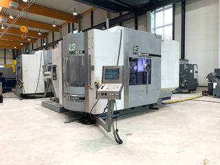 Milling machine DMG DMC 80 H doubock-0