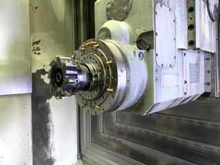 Milling machine DMG DMC 80 H doubock-1