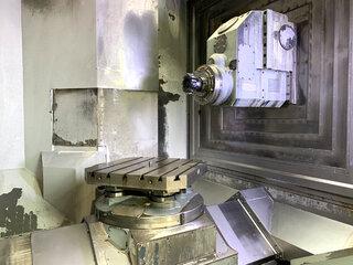 Milling machine DMG DMC 80 H doubock-2
