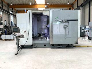 Milling machine DMG DMC 80 H doubock-6