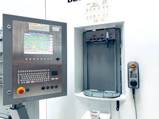 Milling machine DMG DMC 80 U doublock  240 Wz., Y.  2006-9