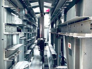 Milling machine DMG DMC 80 U doublock  240 Wz., Y.  2006-10