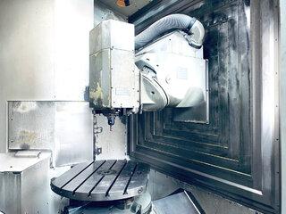 Milling machine DMG DMC 80 U doublock  240 Wz., Y.  2006-3