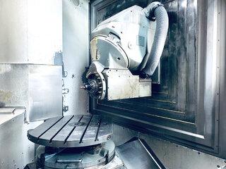 Milling machine DMG DMC 80 U doublock  240 Wz., Y.  2006-4