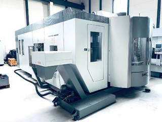 Milling machine DMG DMC 80 U doublock  240 Wz., Y.  2006-5