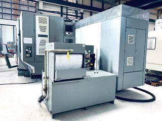 Milling machine DMG DMC 80 U doublock  240 Wz., Y.  2006-6
