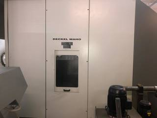 Milling machine DMG DMF 220, Y.  2001-5