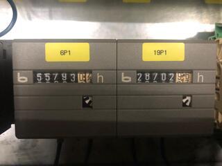 Milling machine DMG DMF 220, Y.  2001-6