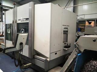 Milling machine DMG DMF 220 Linear, Y.  2007-0