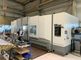 DMG DMF 500 linear Machining Center, Milling machines, Y.  2006-9