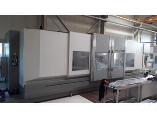 DMG DMF 500 linear Machining Center, Milling machines, Y.  2006-1
