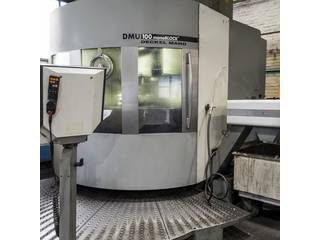 Milling machine DMG DMU 100 monoBLOCK-0