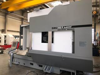 Milling machine DMG DMU 100 P, Y.  2007-2