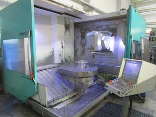 Milling machine DMG DMU 125 P, Y.  2000-0